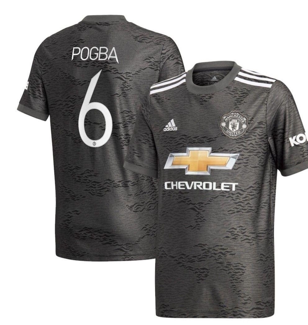 Away Shirt 2020 21 Di 2020
