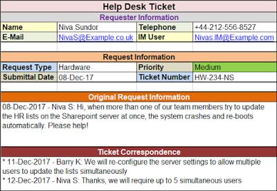 help desk ticket template pm help desk pinterest help desk