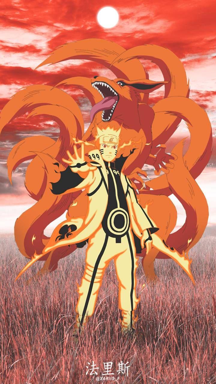 Naruto X Kurama wallpaper by xariis_f - 826e - Free on ZEDGE™