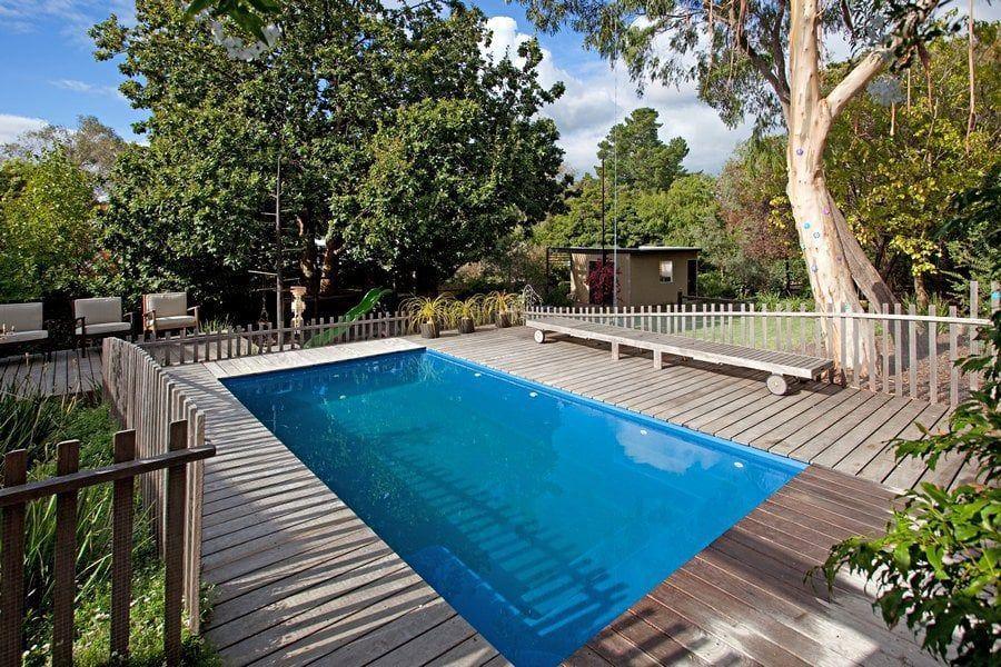 Small Plunge Pools Sydney Melbourne Brisbane Backyard Pool
