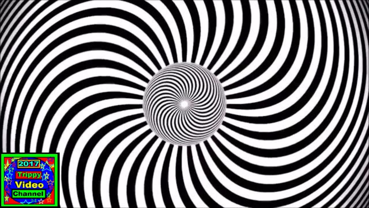 Optical illusions that make the walls move trippy video - Things you find on walls ...