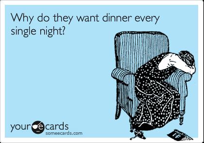 Image result for meal planning memes