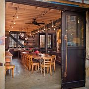 Dining Room - industrial - Dining Room - Dc Metro - Bennett Frank McCarthy Architects, Inc.
