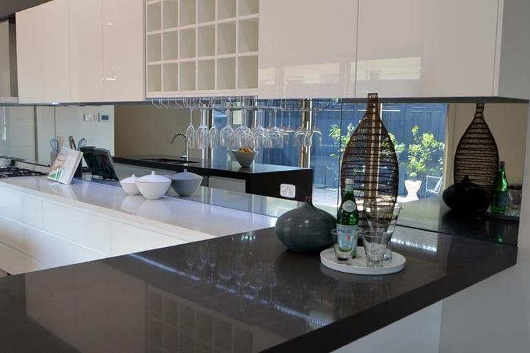 splashback ideas for white kitchen  kitchen splashback