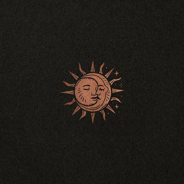 No Moon Without The Sun In 2020 Moon Art Inspirational Tattoos Art Wallpaper