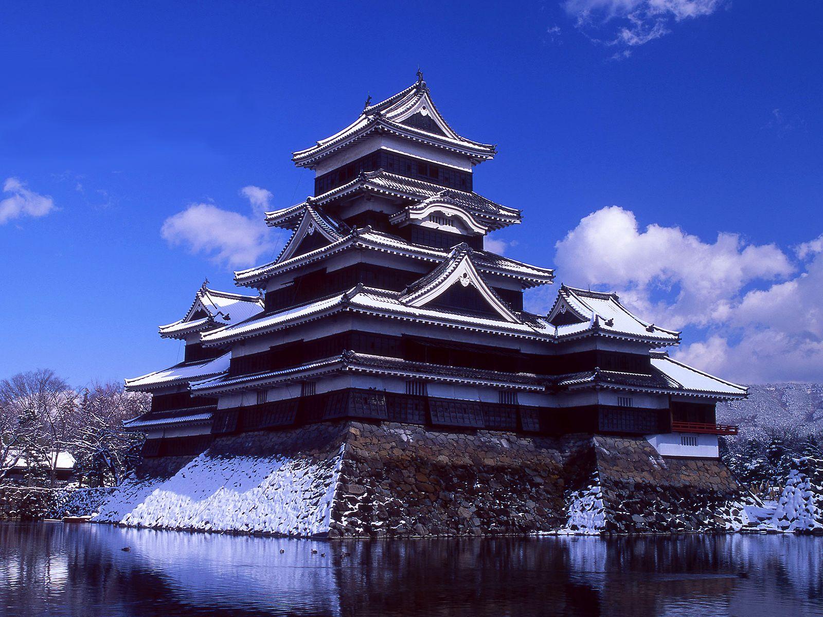 японский замок картинка главный информационно-политический журнал