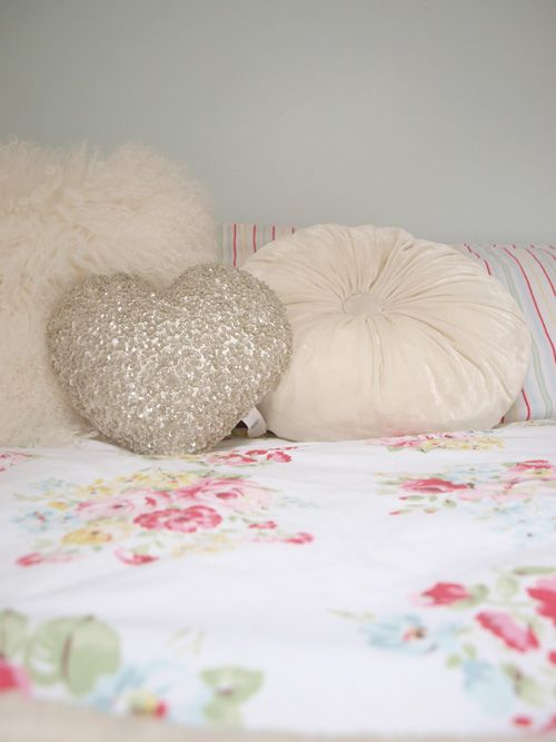 Heart Handmade UK: My Home | Inside My Bedroom Ikea Furniture and Cath Kidston Bed Clothes