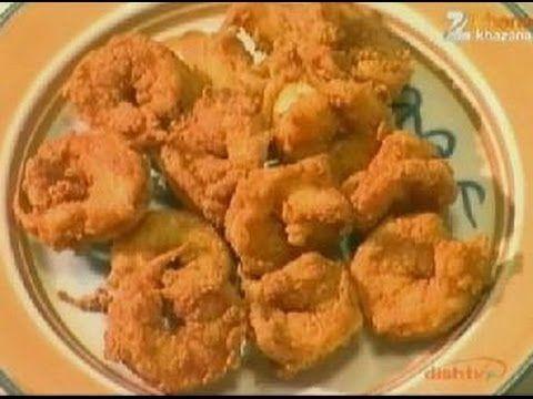 Fried prawns sanjeev kapoor khana khazana youtube food fried prawns sanjeev kapoor khana khazana youtube forumfinder Gallery