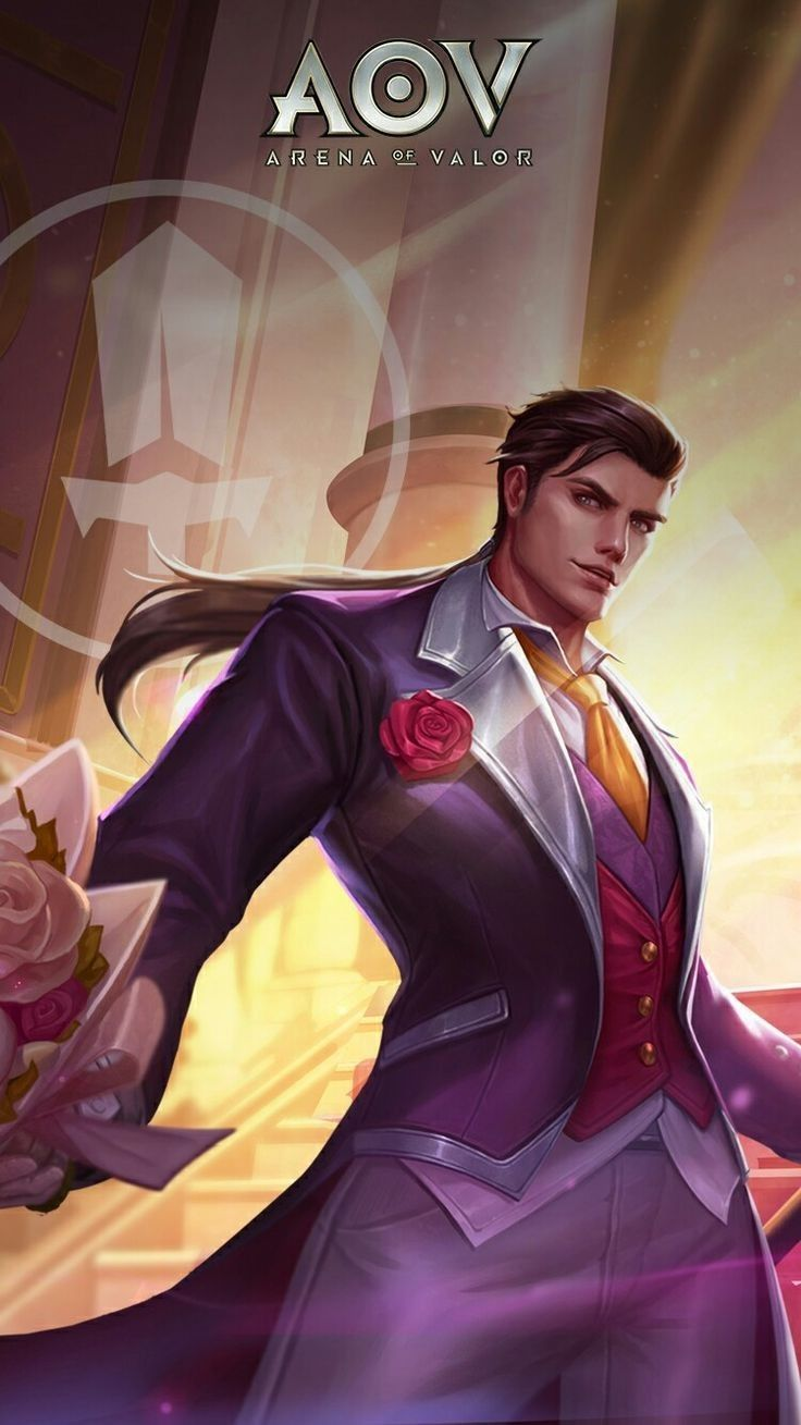 Zanis Casanova Skin Aov Arena Of Valor Wallpapers Pinterest Mobile Legends Gaming Wallpapers And League Of Legends