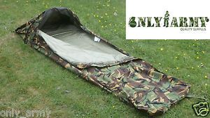 Dutch Army Hooped Bivvy Bag Goretex One Man Tent Camping Shelter Rare Bivi Bivy