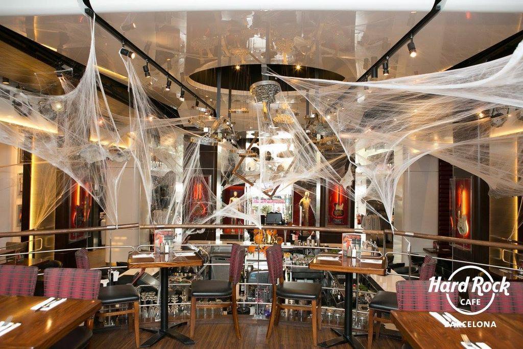 halloween hard rock caf bcn halloween pinterest nightmare before christmas outdoor decorations