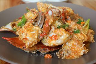 My Kitchen Snippets: Sweet and Sour Crab
