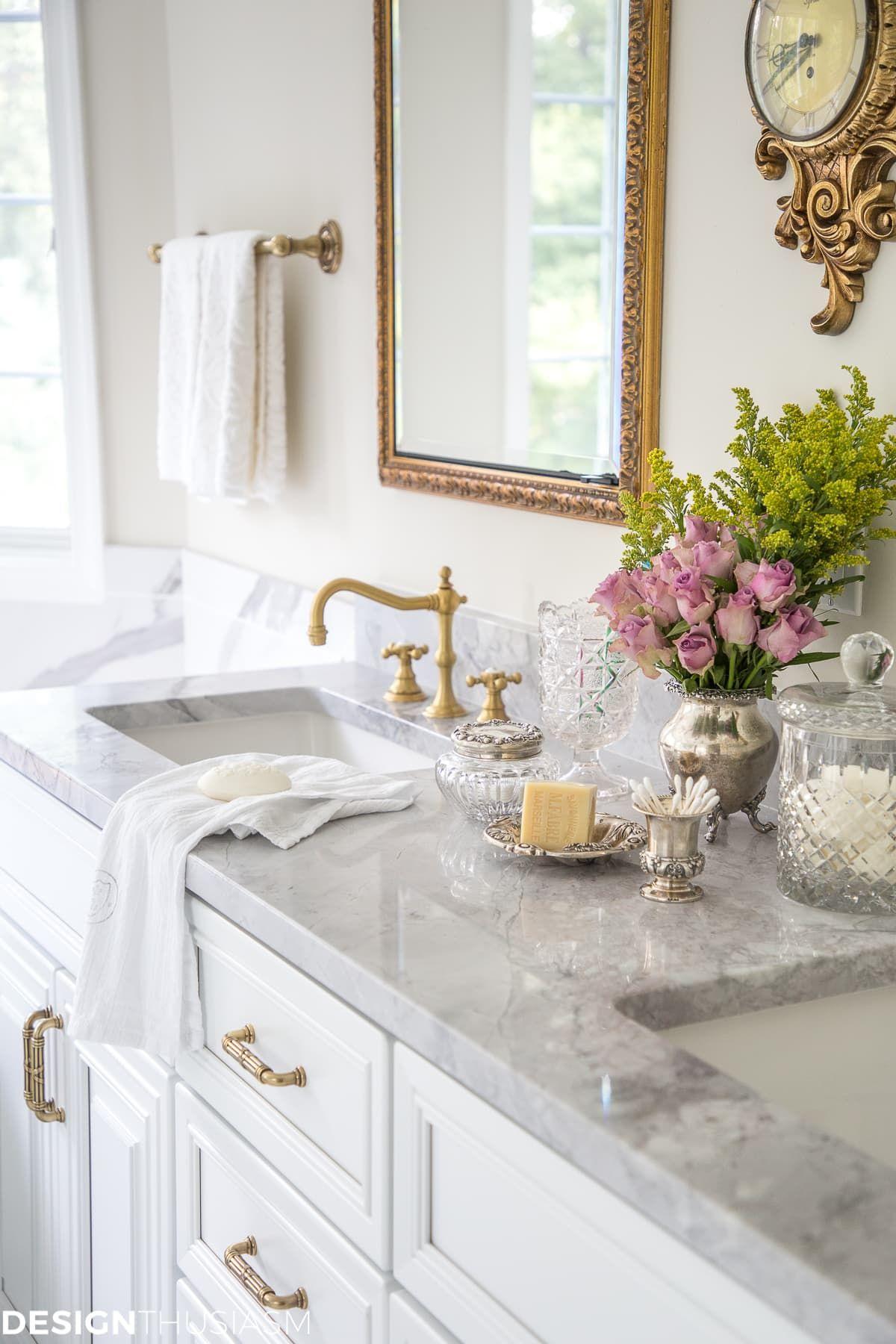 A Master Bathroom Reveal Virtual Room Design Fall Decor