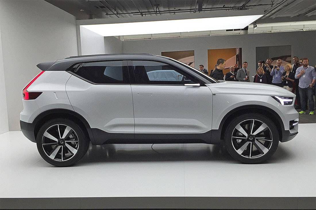 Novo Volvo Xc40 2019 2020 To Look At The Volvo 40 1 Concept Precos