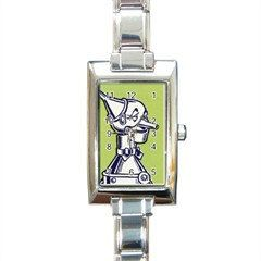 A fun take on the Tin Man from Wizard of Oz. Image from here: http://etsy.me/ucqkbD