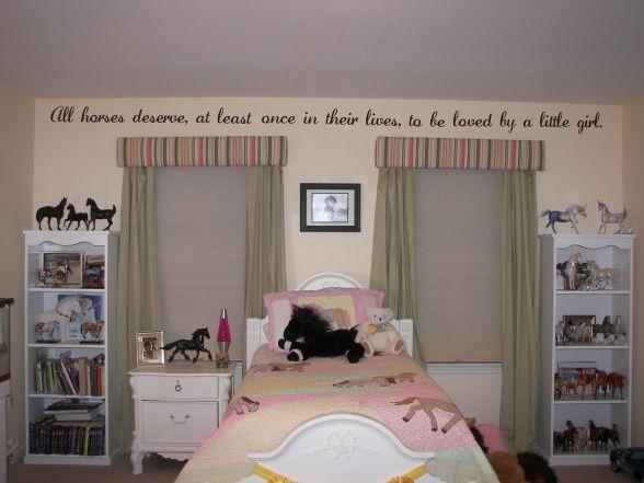 Fabulous Diy Horse Themed Bedroom Ideas For Girls Decor Bedding