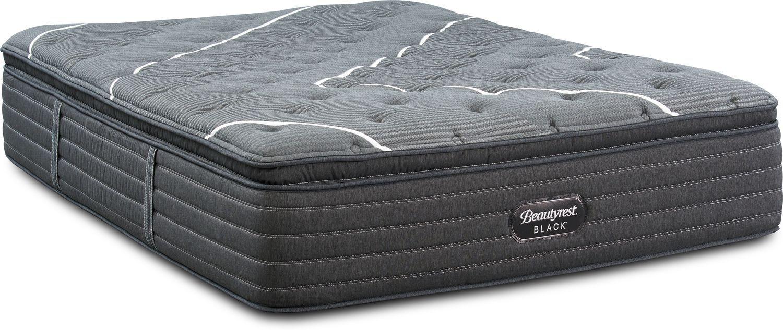 Beautyrest black brb cclass plush pillow top california