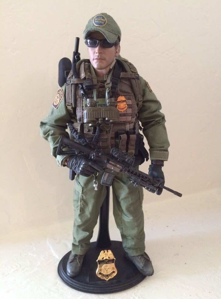 how to become a us border patrol agent