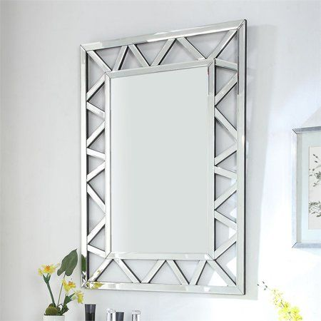 Home Mirror Mirror Trim Wall Mounted Mirror