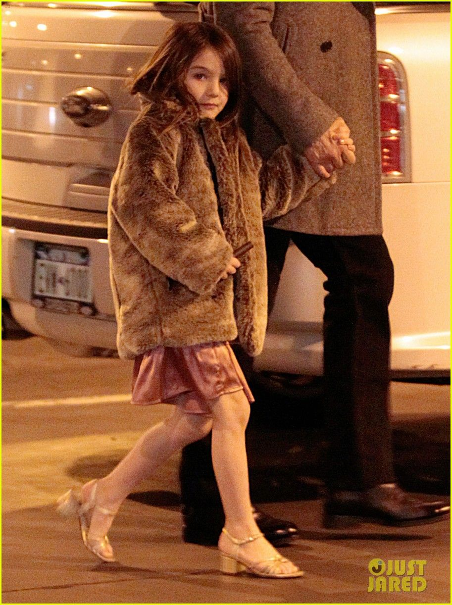 Suri Cruise Dreams Big with Tom Cruise