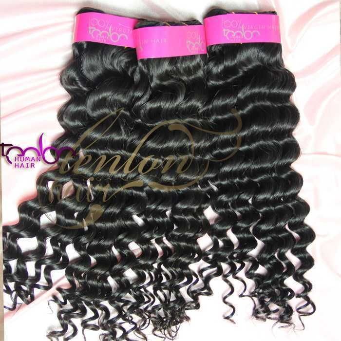 3 Bundle Brazilian Hair Deep Wave Wavyyyy Hair Pinterest 10