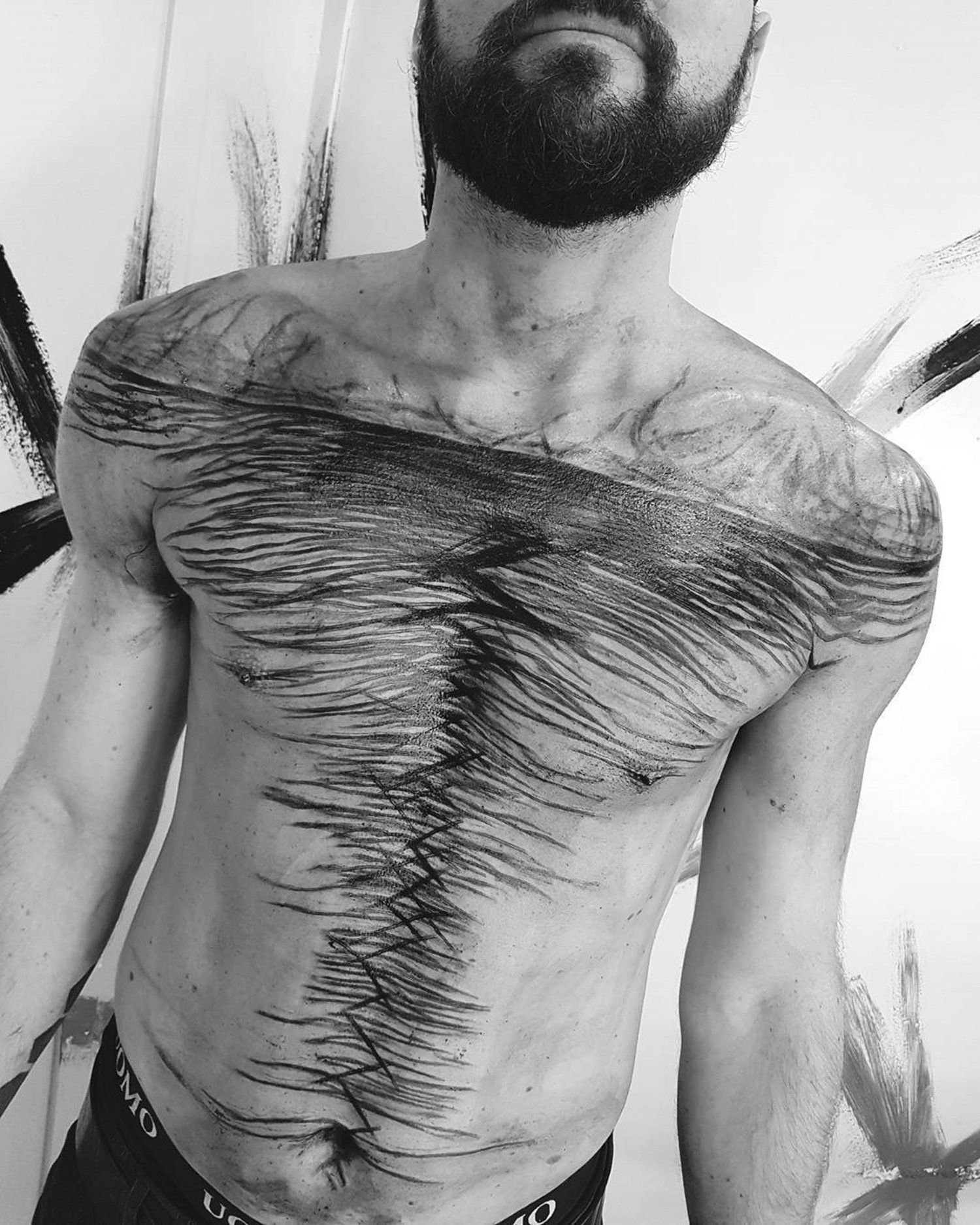 Master Of Brutality The Transformative Tattoos Of Valerio