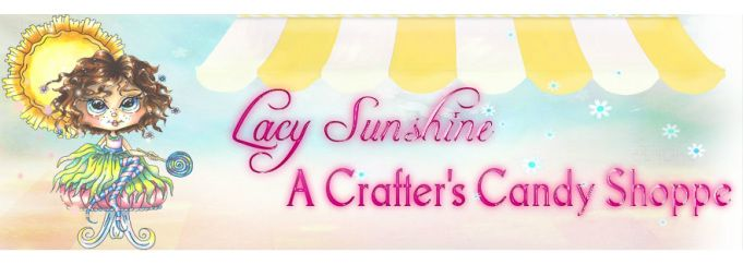 Lacy Sunshine - Digital stamps