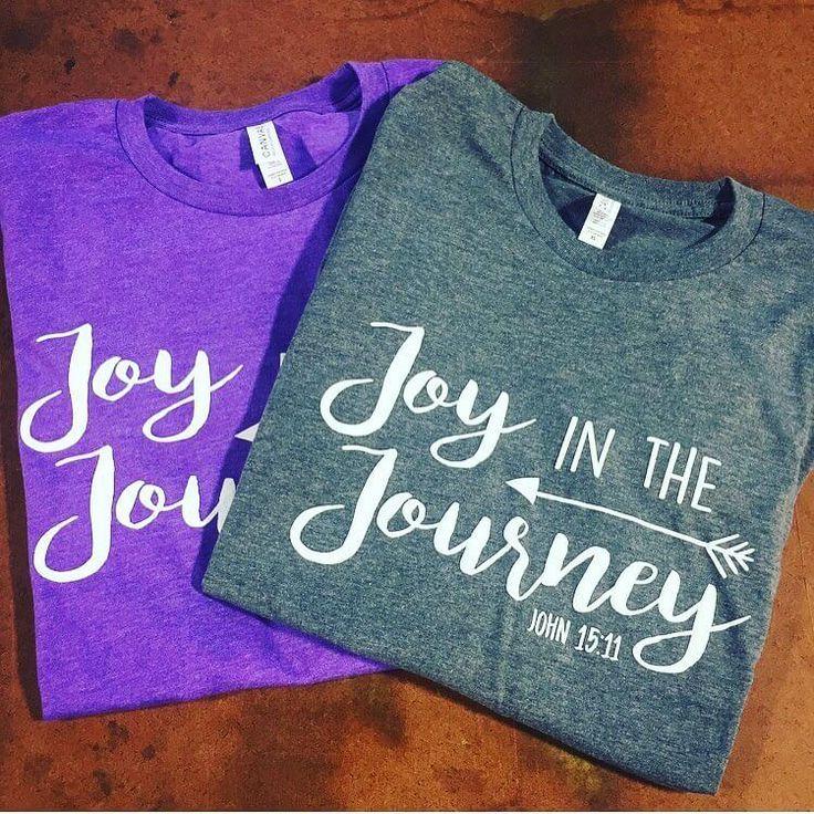 We Wear Joy Everyday - Joy in the Journey