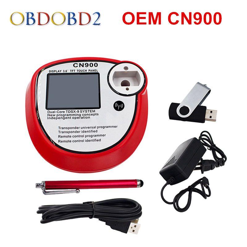 Newest Oem Cn900 Auto Key Programmer Cn 900 V2 02 3 38 Transponder