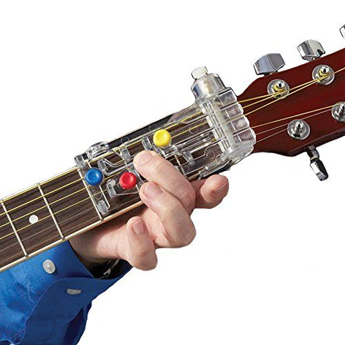 Chord Buddy Guitar Learning System Works On Acoustic And Electric ...