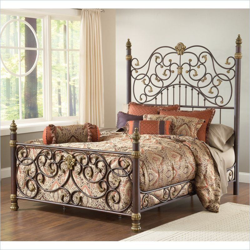 Lowest Price Online On All Hillsdale Stanton Bed In Old