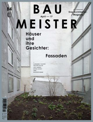 NEW ISSUE BAUMEISTER B4 PRINT ARRIVED 3417 Current journal - new blueprint interior design magazine