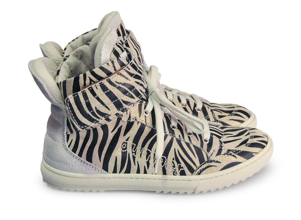 Bumper kinderschoenen 32354 zebra