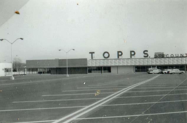Topps Department Store Toledo Ohio Ohio Usa Ohio