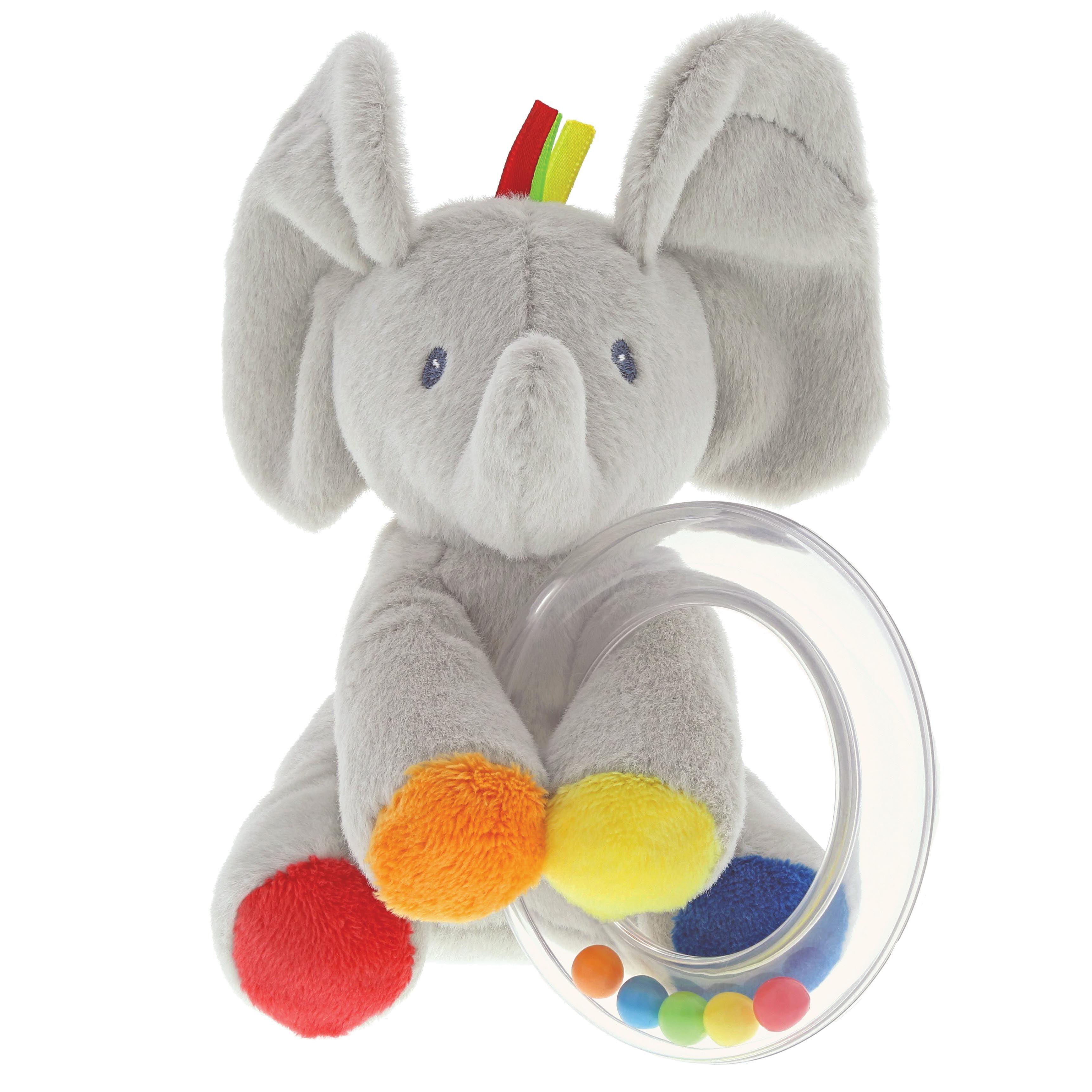 Baby Gund Flappy The Elephant Soft Toy Super Cute Rattle