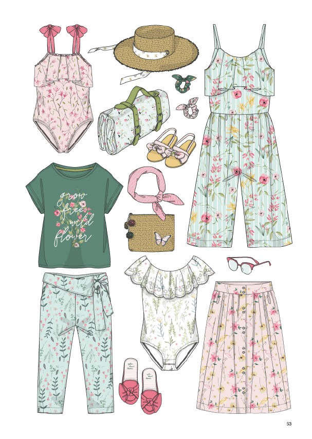 Childrens Fashion Trends Fall 2020.Minicool Kids Trend Forecast Spring Summer 2020 In 2019