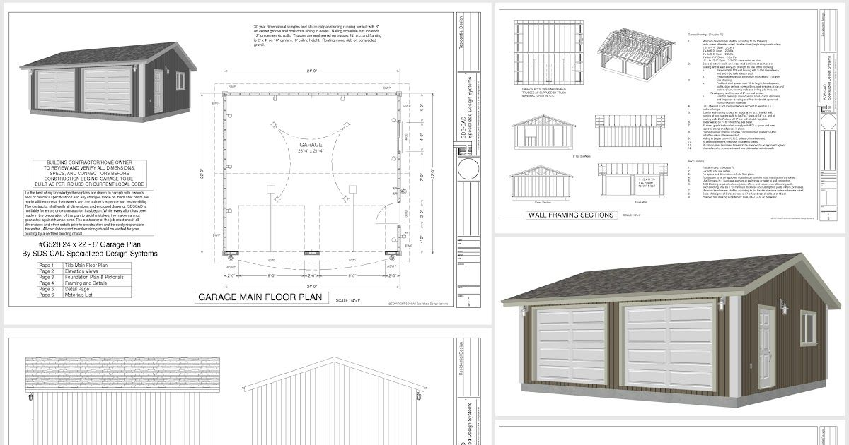 Best Representation Descriptions 24 X 26 Garage Plans Related Searches 24x30 Wood Building24x32 Garage Garage House Plans Garage Plans Garage Building Plans