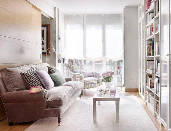 Lovely 40 Square Meter Apartment Interior Design Ideas Part 20
