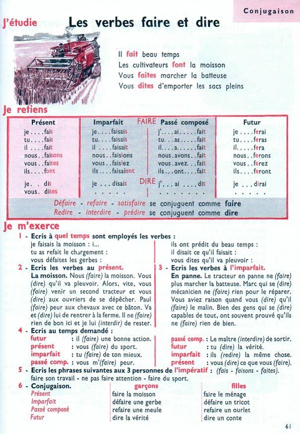 Ageorges, Anscombre, Grammaire et conjugaison au cours ...