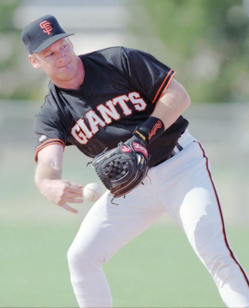 7b0c00c8f Matt Williams - San Francisco Giants