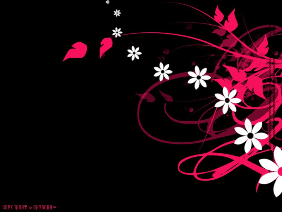 Pinki Wallpaper By Shy6onh Pink And Black Wallpaper Wallpaper Hello Kitty Wallpaper