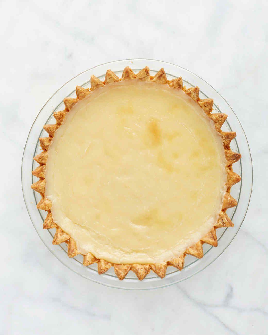 Indiana Sugar Cream Pie #sugarcreampie