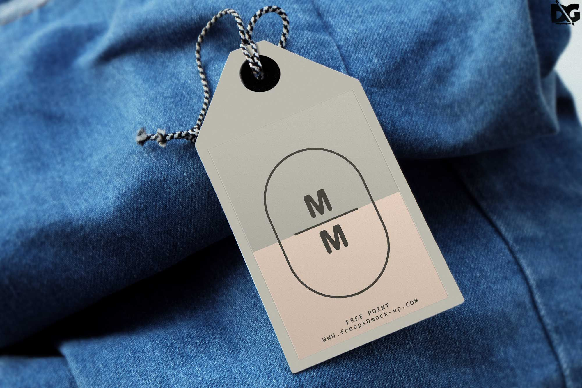 Free Download Psd Clothing Label Mockup Download Downloadmockup Freepsd Label Labelmockup Mockup Psdmo Mockup Free Psd Free Mockup Mockup Free Download