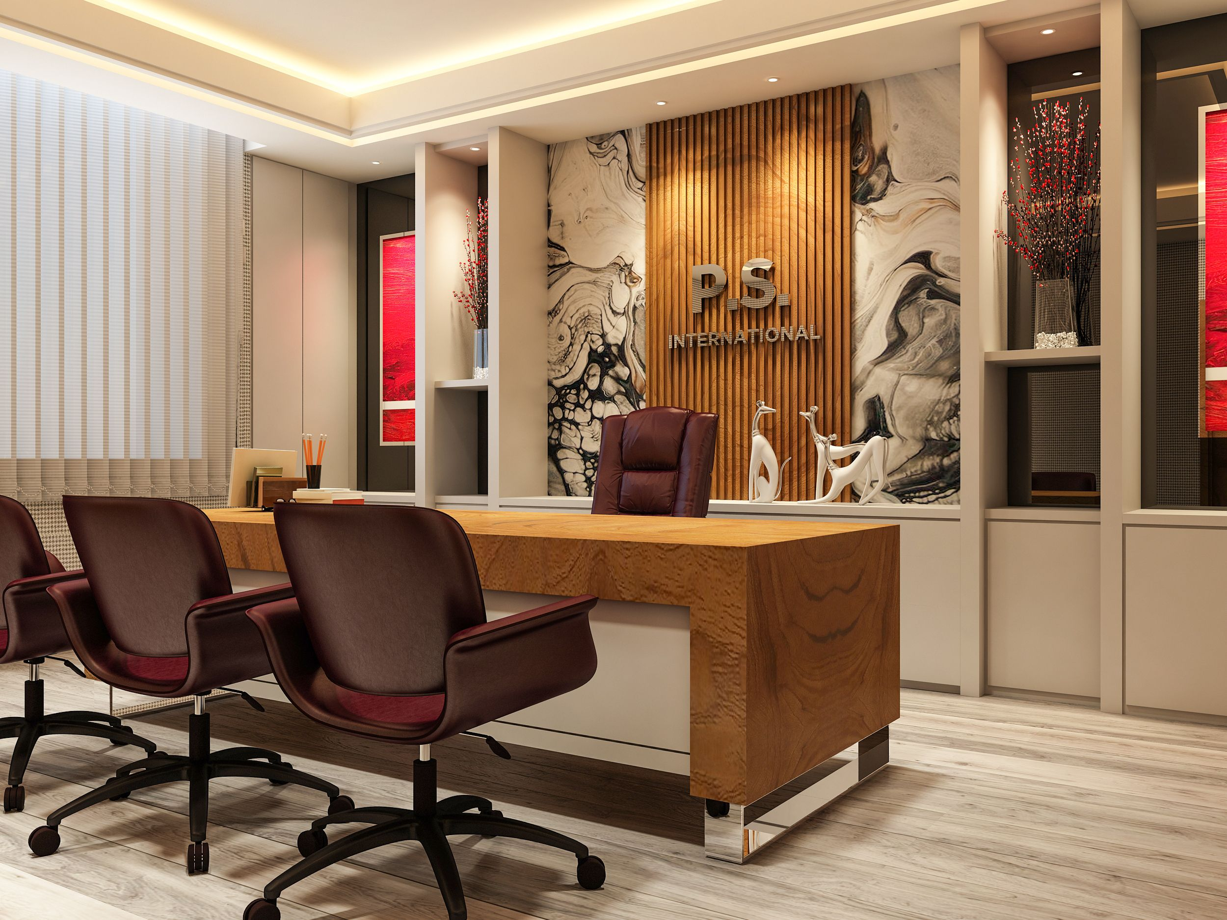 Pin By David Mbugua On Home Decor Office Interior Design Office Interior Design Modern Modern Office Interiors