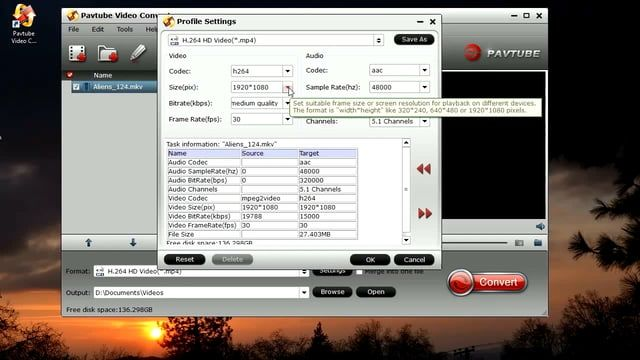 How to make H.265HEVC videos acceptable on Ultra TV