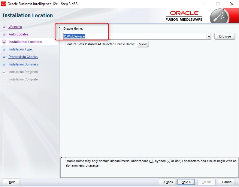 Step by Step OBIEE 12C Installation – Oracle BI Publisher