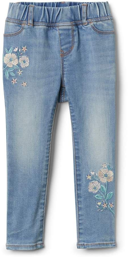 Kevins Embroidered Pants