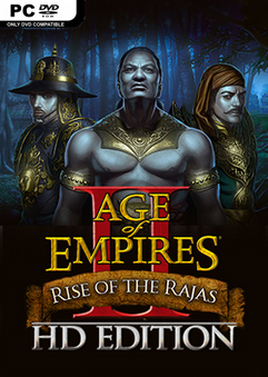 Hasil gambar untuk Age of Empires 2 HD Rise of the Rajas PC Games Full Download