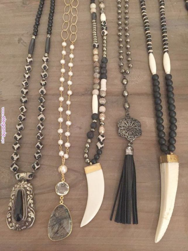 Jewellery Shops Bluewater Without Jewellery Shops Online India Even Jewellery Organizer Drawer Enough Je Long Beaded Necklace Beaded Necklace Pinterest Jewelry