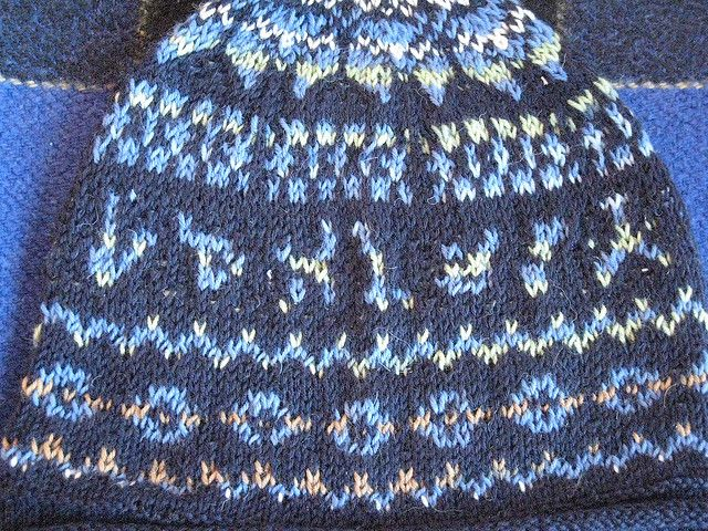 Fair Isle Hat | Fair isles, Pattern library and Ravelry